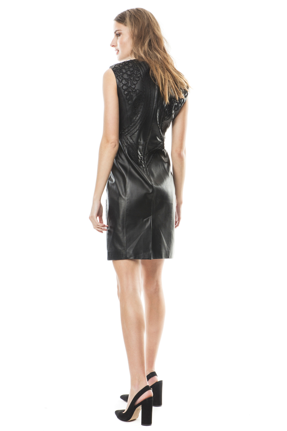 Product image Henrietta Leather Dress